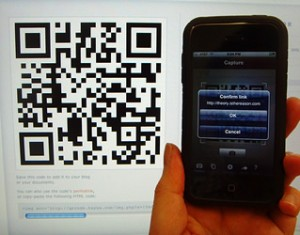 Promote your business with dynamic QR Codes!