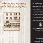 The Mining Exchange Hotel Case Study